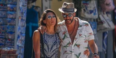 Full in love ο Πάνος Μουζουράκης: Στην Ύδρα με τη σύντροφό του Τζίνα Βαρελά
