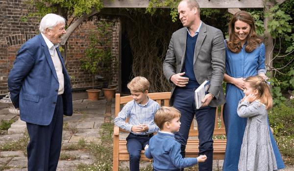 Το νέο γλυκό βίντεο με τον πρίγκιπα Τζορτζ, την πριγκίπισσα Σάρλοτ και τον πρίγκιπα Λούις
