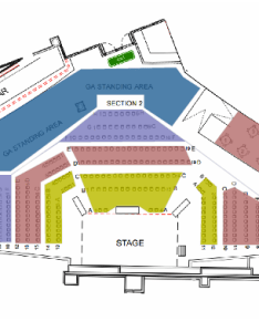Click to view the seating chart also raiding rock vault from las vegas nv groupon rh
