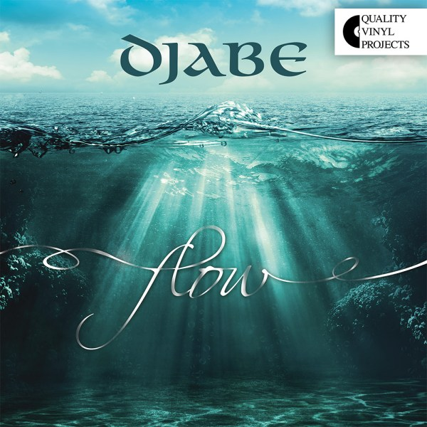 Djabe – Flow (LP) cover