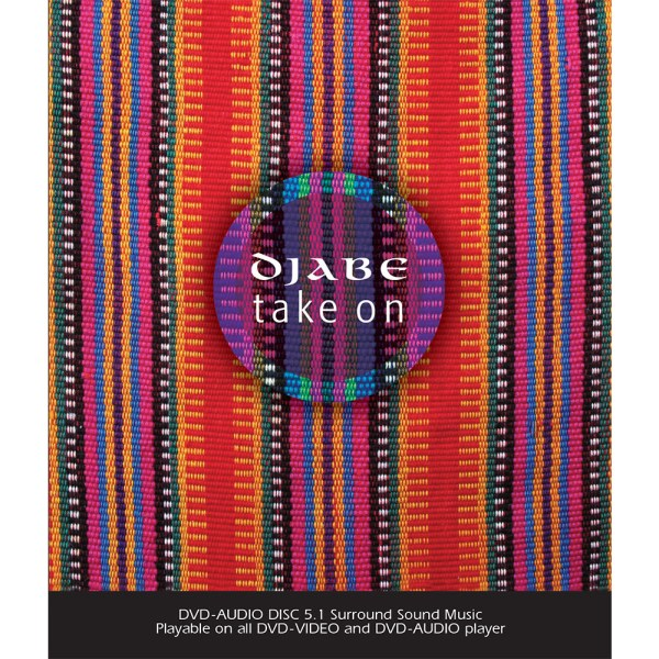 Djabe – Take On (DVD-Audio 5.1) cover