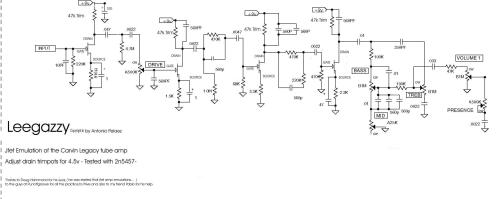 small resolution of carvin amp schematics wiring diagram megacarvin pro bass ii schematic wiring diagram carvin amp schematics