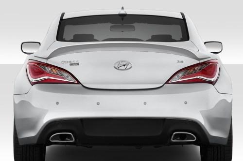 small resolution of 2010 2016 hyundai genesis coupe 2dr duraflex msr rear wing spoiler 1 piece