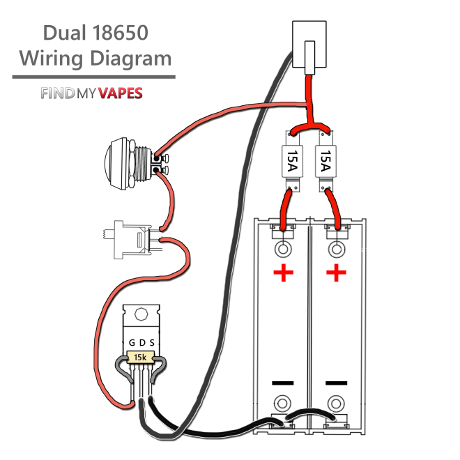 wiring 4 6v batteries in series