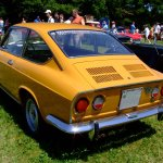 View Of Fiat 850 Sport Coupe Photos Video Features And Tuning Gr8autophoto Com