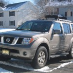 View Of Nissan Pathfinder Se Off Road Photos Video Features And Tuning Of Vehicles Gr8autophoto Com