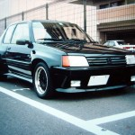 View Of Peugeot 205 Gt Photos Video Features And Tuning Of Vehicles Gr8autophoto Com
