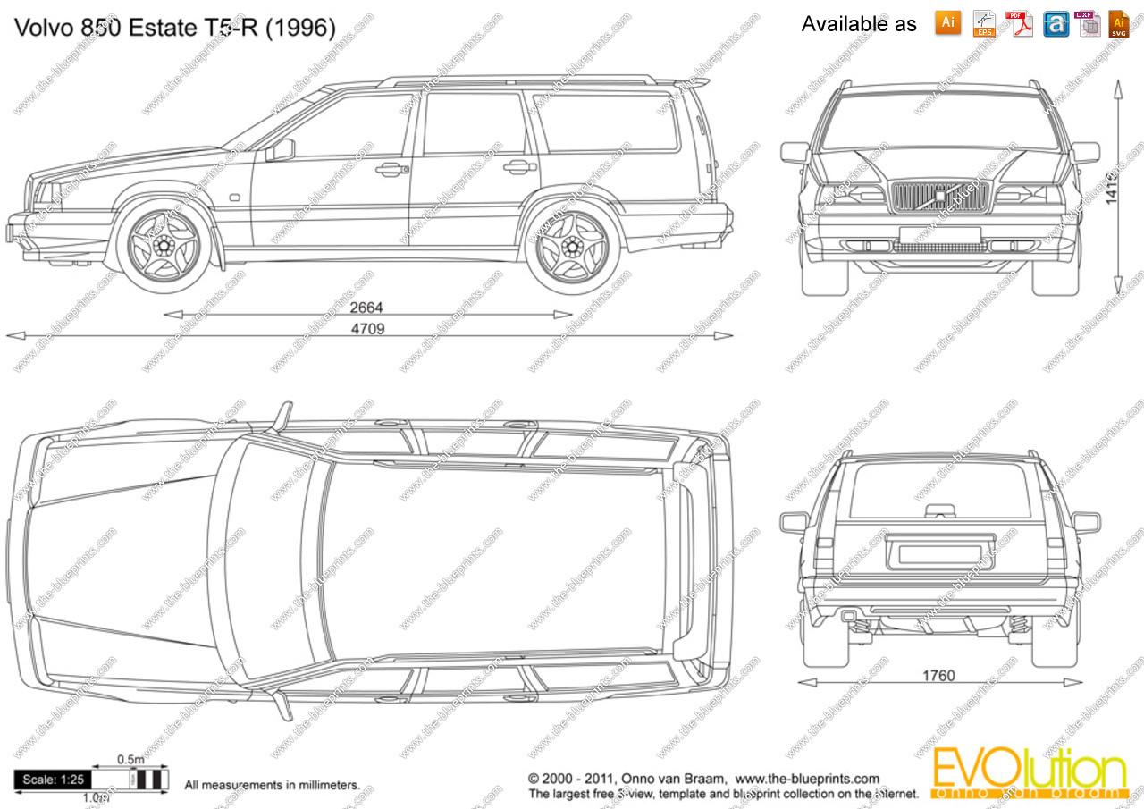 Photos Of Volvo 850 T5 R Estate Photo Car Volvo 850 T5 R