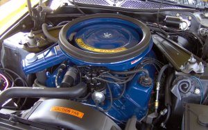View of Ford Mustang Mach 1 351 Photos, video, features
