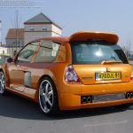 Photos Of Renault Clio Iii 1 6 Photo Tuning Renault Clio Iii 1 6 02 Jpg Gr8autophoto Com