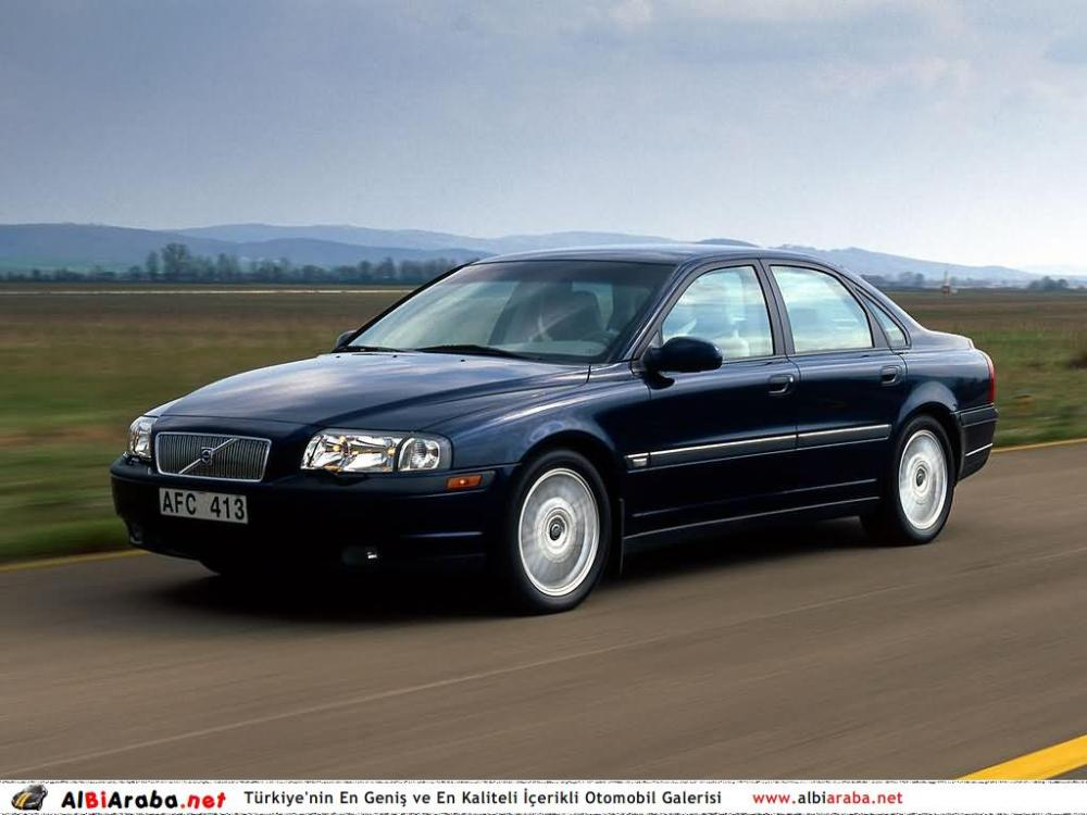 medium resolution of volvo s80 t5