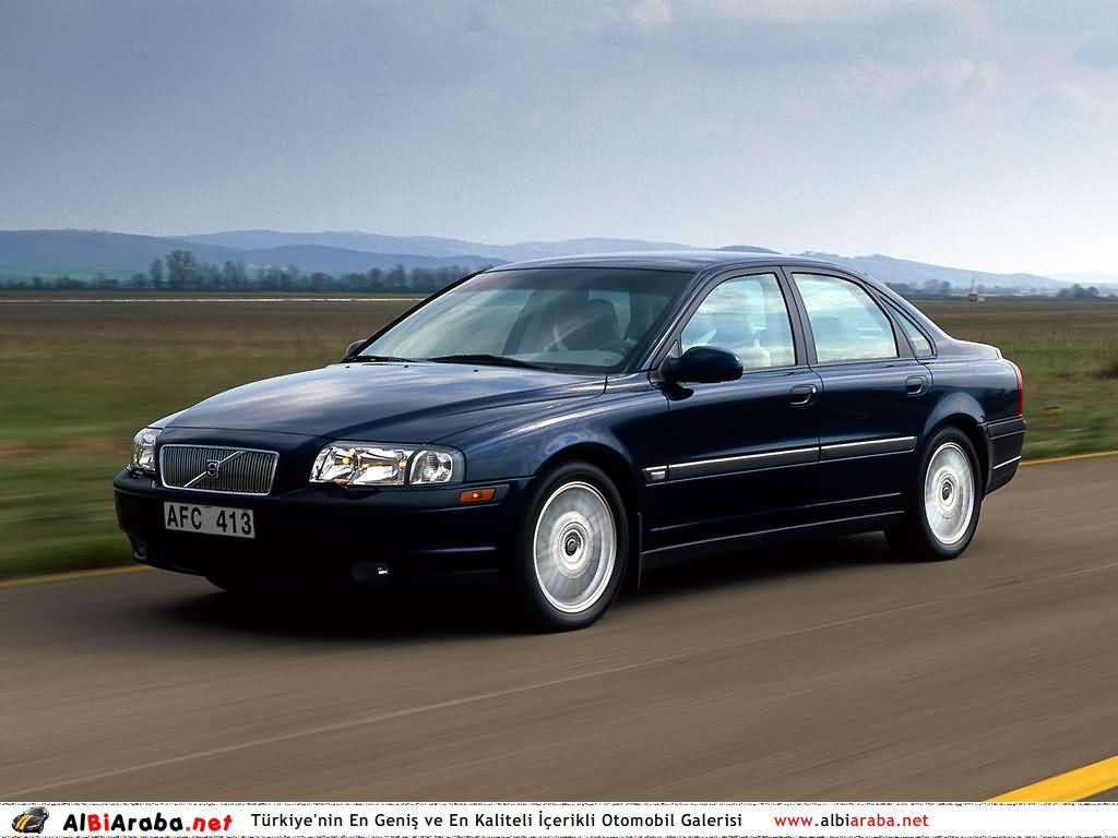 hight resolution of volvo s80 t5