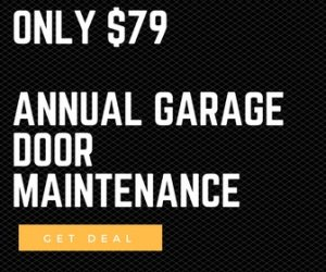 los angeles garage door offer maintenance