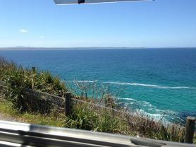 Always the best restaurant view in the world - lunch at Forster.