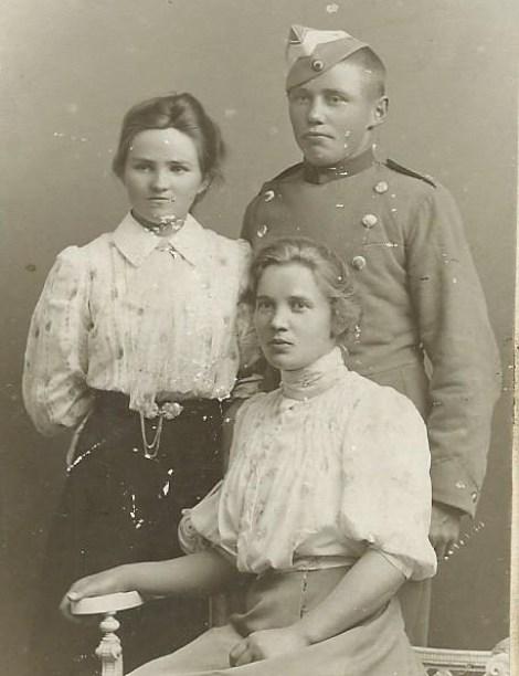 Kristine & Nikolaus. Forrest