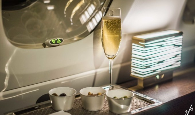 Etihad First Class Apartment – In Pictures