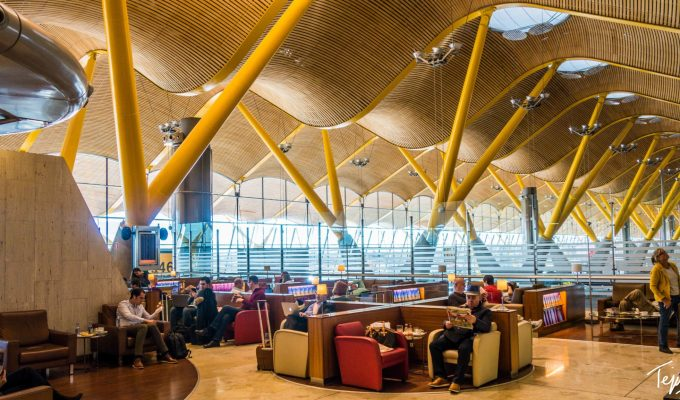 Review: Iberia Business Class Lounge – Madrid