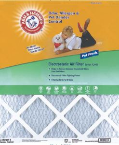 Arm and Hammer Replacement Air Filters