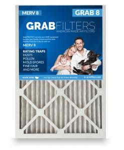 14x36x1 air filters