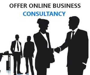 Offer Online Business Consultancy