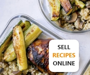 Sell Recipes Online