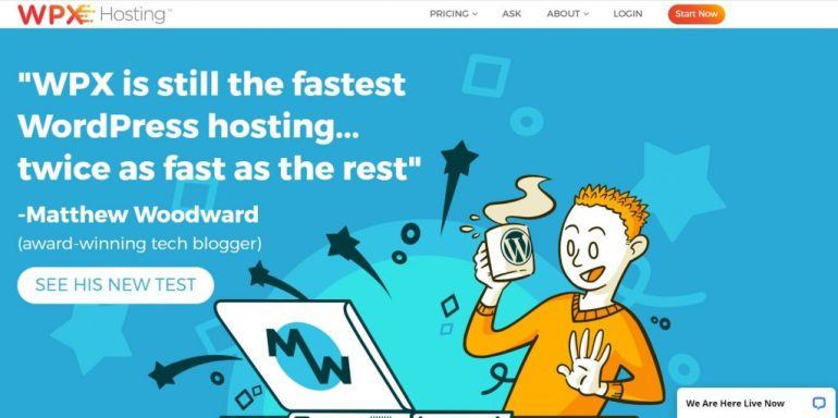 WPX WordPress Hosting