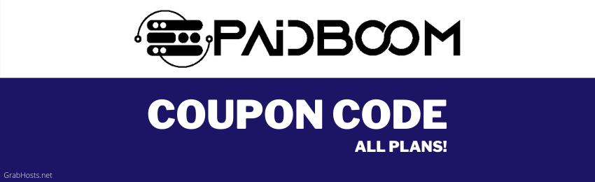 PaidBoom Coupon Code