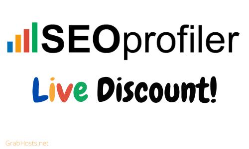 SEOProfiler Discount Code