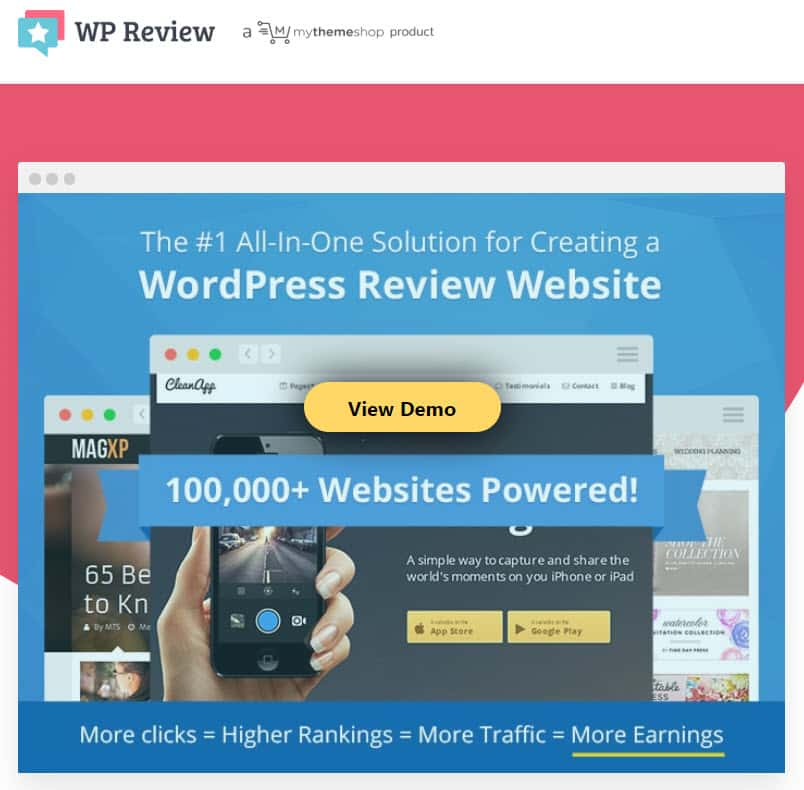 WP Review Pro Plugin