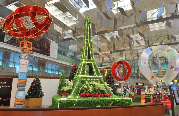 christmas around the world party decorations