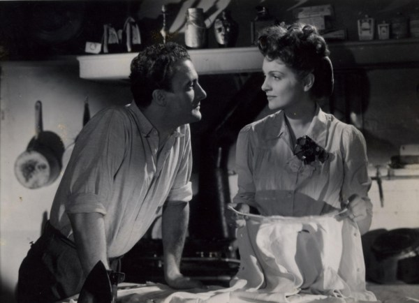 Roger Pigaut and Claire Maffei in Jacques Becker's ANTOINE AND ANTOINETTE. Courtesy Rialto Pictures. Playing Sept 25-Oct 3