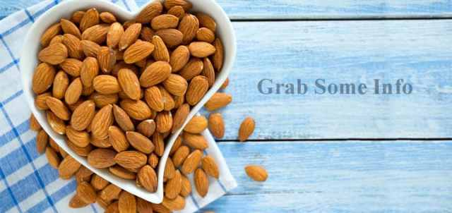 Benefits of Almonds for Health