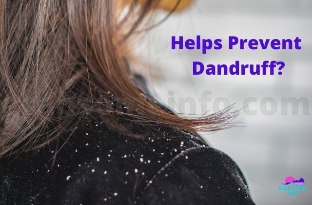 Lady with Dandruff