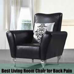 Best Living Room Chair Furniture Toms River Nj 10 For Back Pain 2019 Detailed And Explained The Top Reviews
