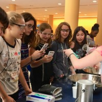 Grab your Geeks and Go: Science Saturday at Rockefeller University