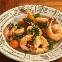 Grab This Ree Drummond Recipe and Make Shrimp & Tomato Sheet Pan Supper!