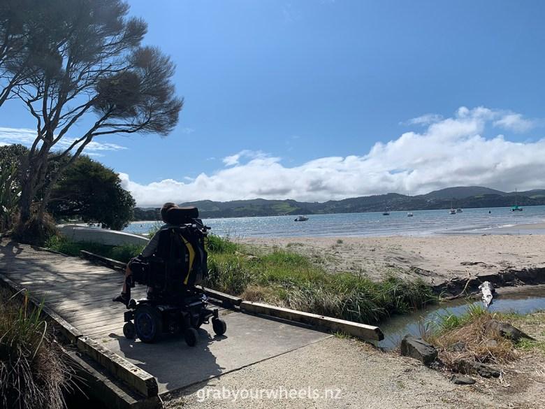 Fin Beach Access