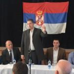 Đurić: Srbi na KiM, svoji na svome