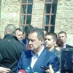 Ивица Дачић: Не можемо да дозволимо брисање нашег културног и верског наслеђа