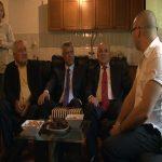 Хашим Тачи: Данас сам у посети братској црногорској породици