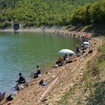 Видовдански куп, такмичење риболоваца на Грачаничком језеру