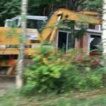 Рушење негално изграђених викендица на Брезовици