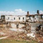Pucnji na Srbe dok čiste portu srušenog manastira