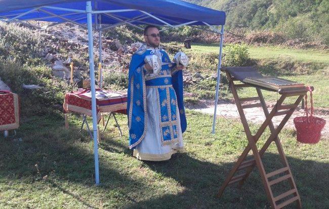 U Mušutištu ipak služena sveta liturgija