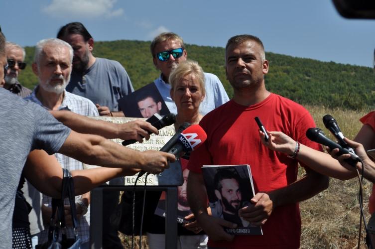 Н. Брајовић: Институције неспремне да расветле судбину киднапованих новинара