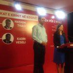 Самоопредељење: Тачи и Весељи носиоци организованог криминала на Косову