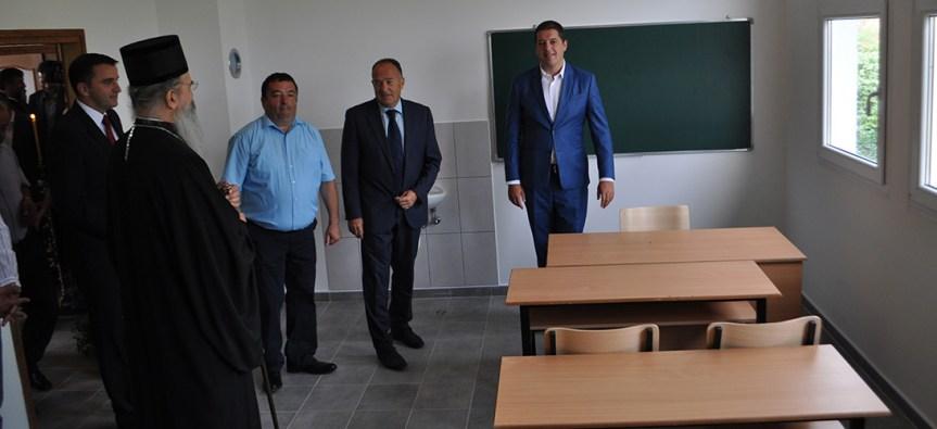 Отворена нова школа у Видању