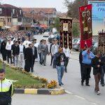 Епископ Теодосије: Не могу да верујем да неко у Грачаници није дозволио да се обави литија