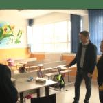 Арно Гујон помаже српске школе на Косову и Метохији