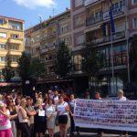 Priština: Protest protiv kandidature Vuka Jeremića